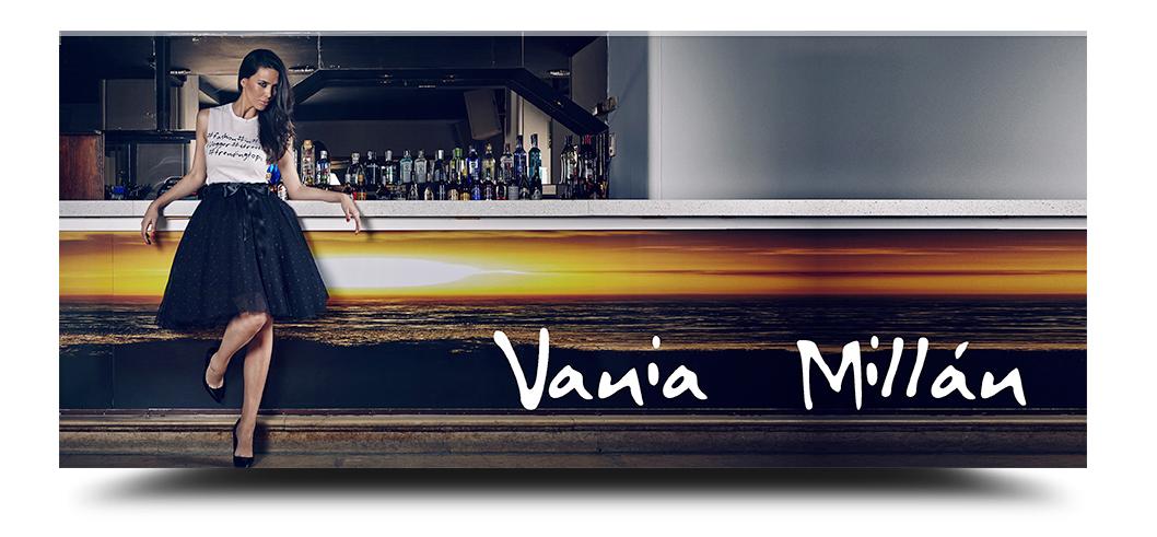 Vania Millán y Grupo Swan