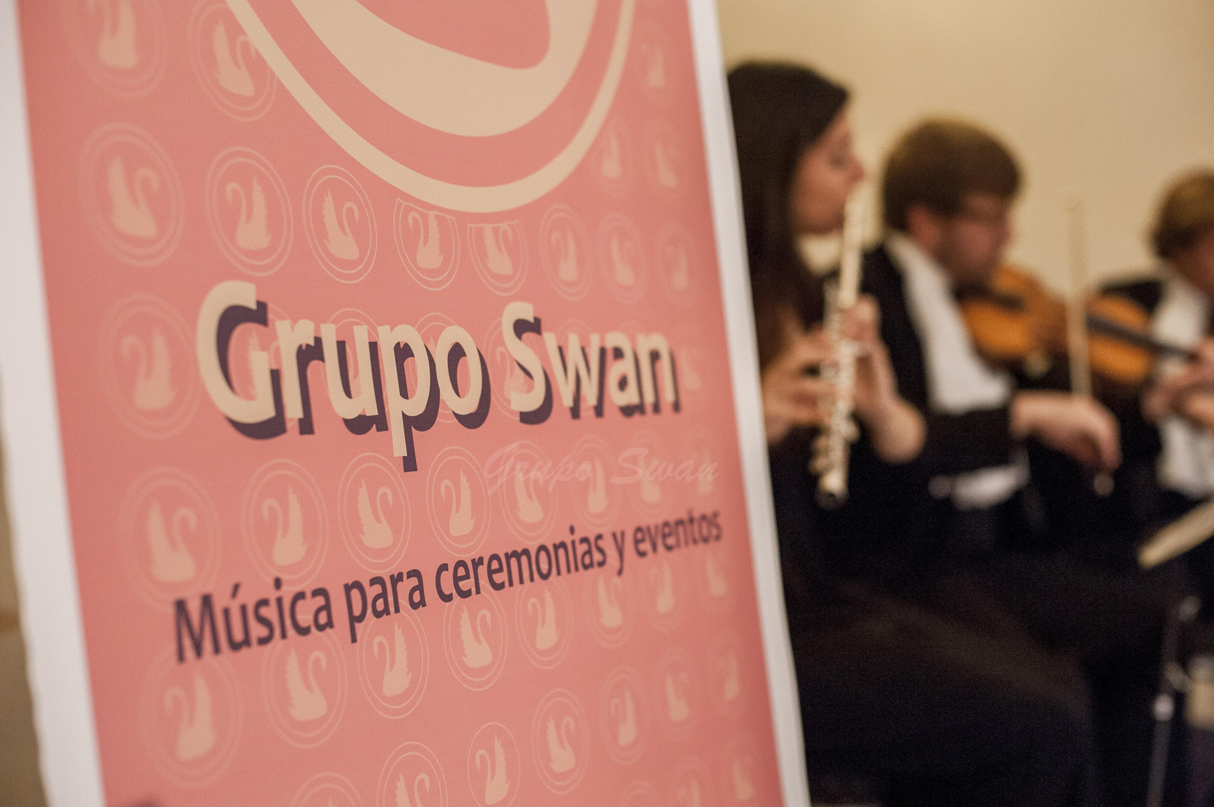 """Grupo Swan en """"Bodas históricas""""."""