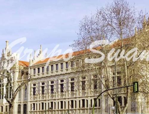 Música para bodas en Madrid: Una boda en el Colegio del Pilar