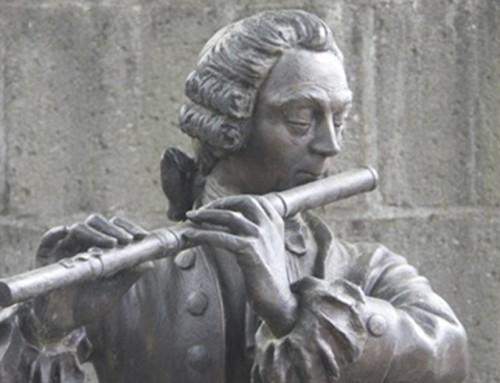 El gran flautista del período barroco: Johann Joachim Quanzt
