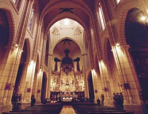 Música para bodas en Madrid: La Iglesia de la Santa Cruz de Atocha.