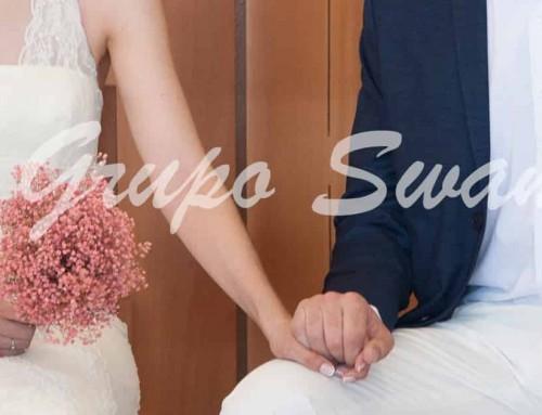 Música en directo para bodas: La firma de los testigos.