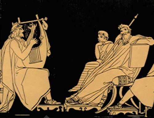 La música en las civilizaciones más antiguas